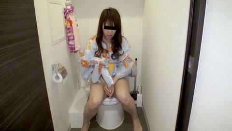 浴衣っ娘にフェラ抜きしてもらいました 沢村まさこ