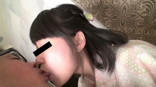 浴衣でハメまくり 藤井佳奈